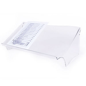 A3 Perspex Copyholder Extra High
