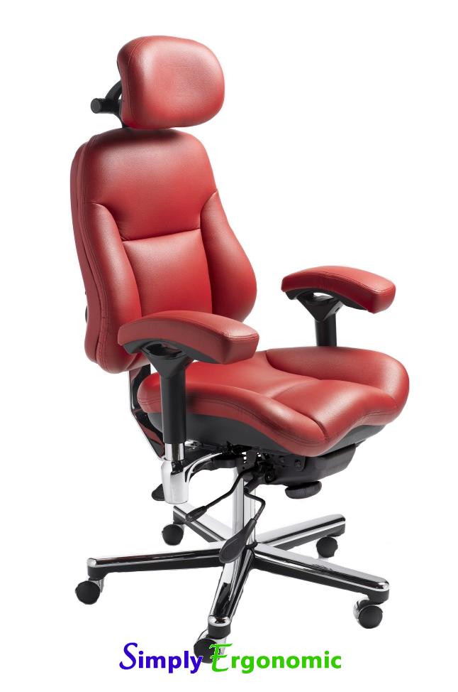 bodybilt e3507 executive leather chair 2 inc vat