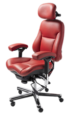 BodyBilt E3507 Executive leather Chair