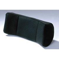Designer Winged Support with Memory Foam