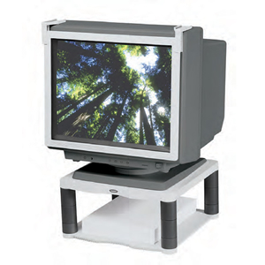 Fellowes R3 Monitor Raiser with Storage