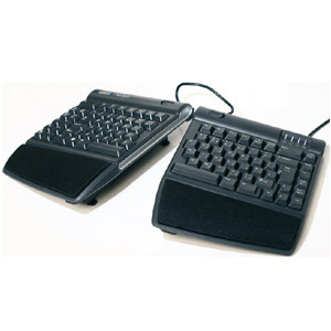 Kinesis Freestyle Keyboard with VIP Accessory Kit