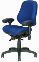 BodyBilt 2407 Executive High Back Chair