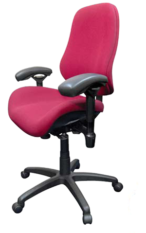 BodyBilt 2504 Ergonomic Office Chair