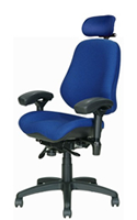 BodyBilt 3407 Bodybilt Executive High Back Chair