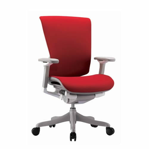 nefil fabric ergonomic office chair from simply ergonomic