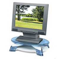 R36 Swivelling Flat Screen Monitor Raiser