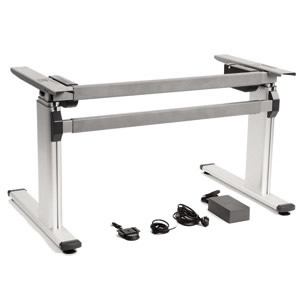 Electric Height Adjustable Desk - Frame ONLY