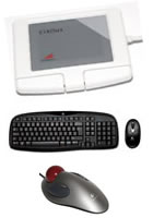 Mice Keyboards Touchpads