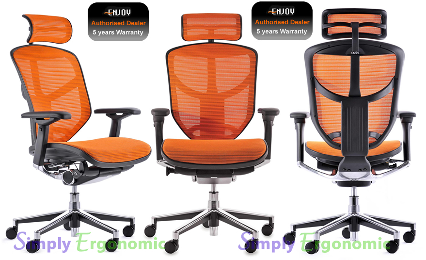 enjoy mesh office chair with single lever control enjoy chair mesh