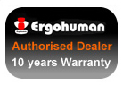 Ergohuman Chairs Authorised Dealer