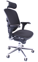Enjoy Office Chair Micro Fibre with Head Rest