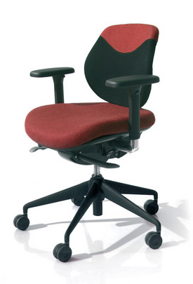Orangebox Active Ergonomics Flo1 Low Back Chair