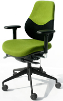 Orangebox Active Ergonomics Flo2 Medium Back Chair