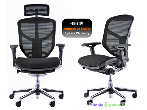 Ergonomic Office Chairs Information Simply Ergonomic - Ergonomic office chair uk