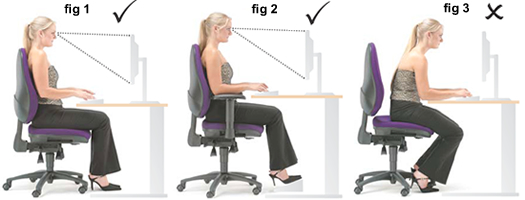 Ergonomic Posture and Ergonomic Office Chairs