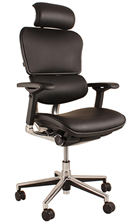 Ergohuman Leather Ergonomic Office Chair