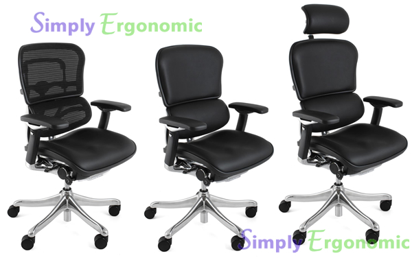 Ergohuman Leather Office Chairs