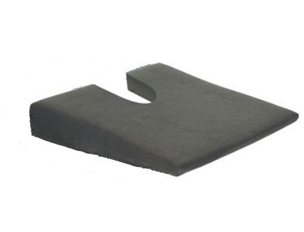 11-degree Seat Wedge with Coccyx Cutout,