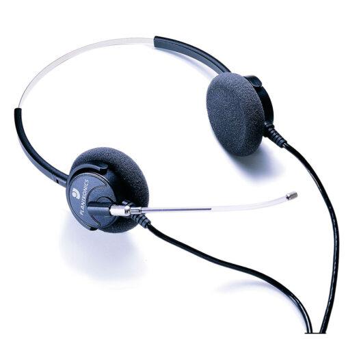 Supra Plus Headset – Binaural 69g double ear HS1