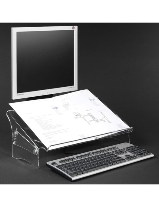 A4 Adjustable Perspex Copyholder
