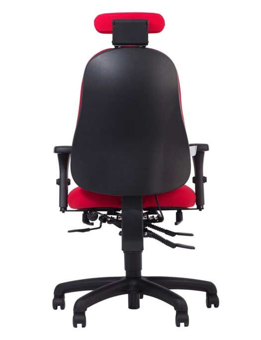 Adapt 531 Ergonomic Office Chair no Headrest Back