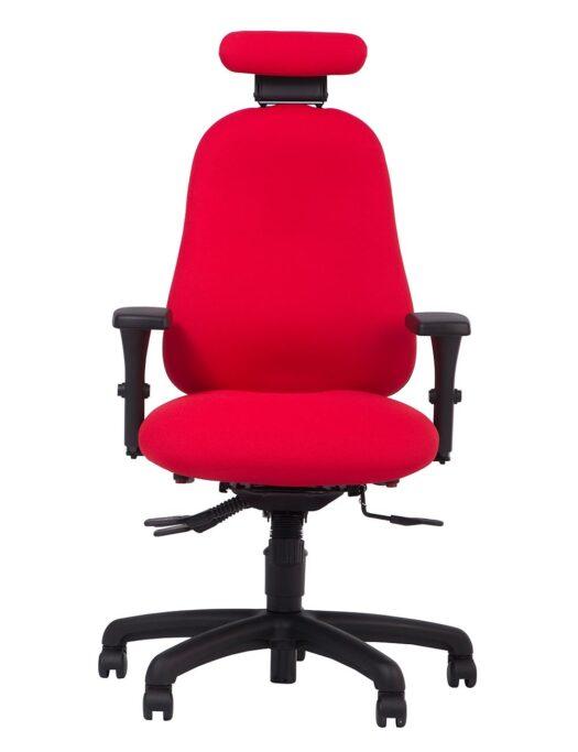 Adapt 531 Ergonomic Office Chair no Headrest Front