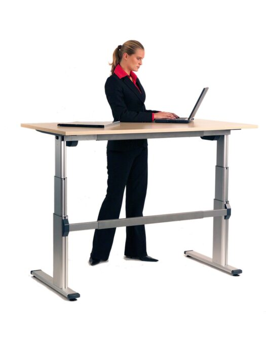 Aluforce Pro 250 Height Adjustable Desk