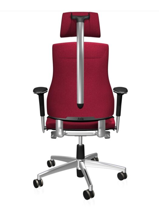 BMA Axia 2.3 Ergonomic Office Chair with Head Rest Back