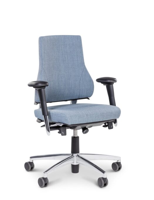 BMA Axia 2.3 Ergonomic Office Chair side view