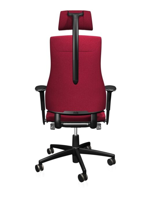 BMA Axia 2.4 Ergonomic Office Chair with Headrest Back