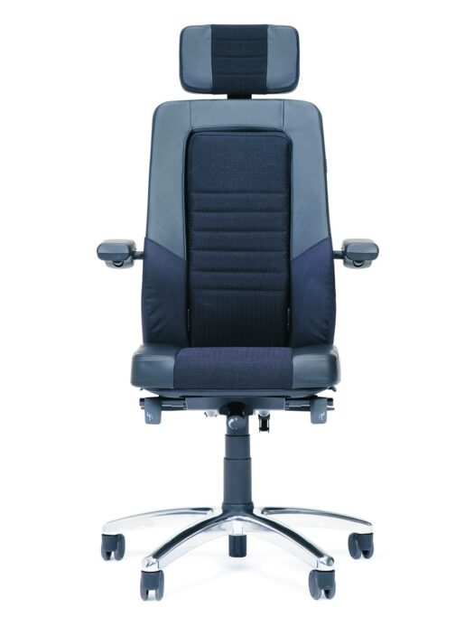 BMA Axia Focus 24 hour control room office chair