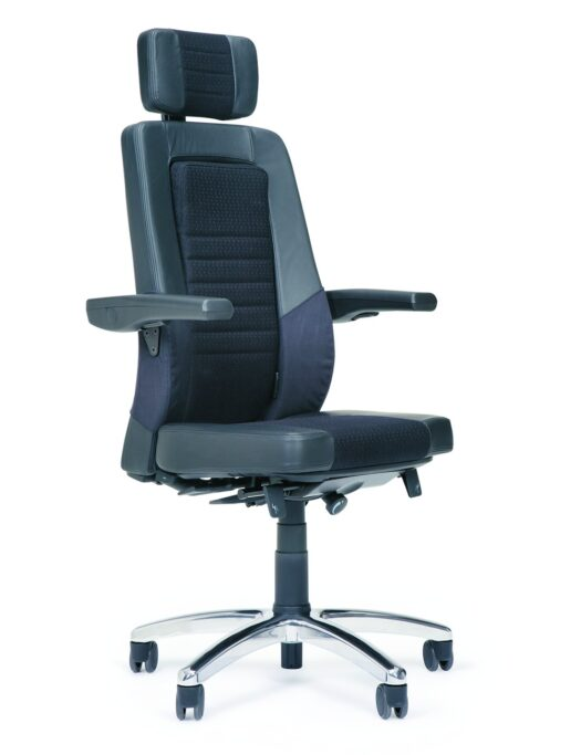 BMA Axia Focus 24 hour control room Chair