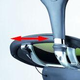 Ergohuman Backrest Angle Adjustment