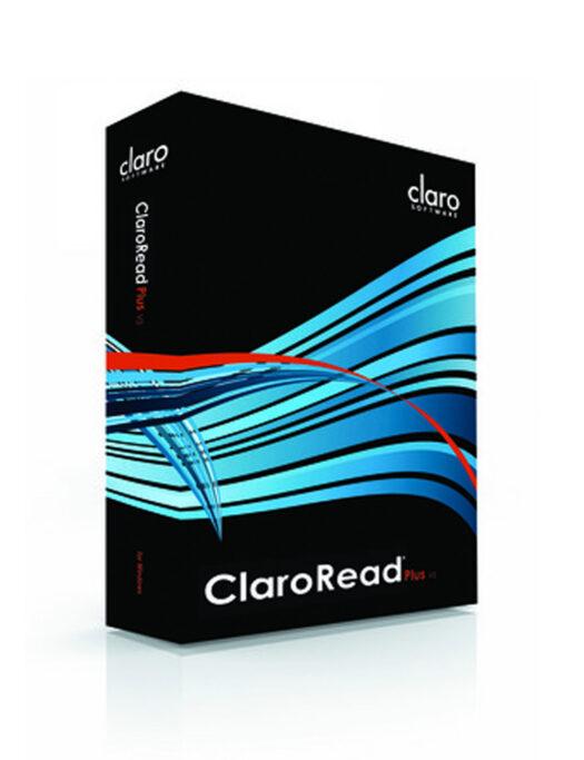 Claro ClaroRead Plus for Windows and Mac