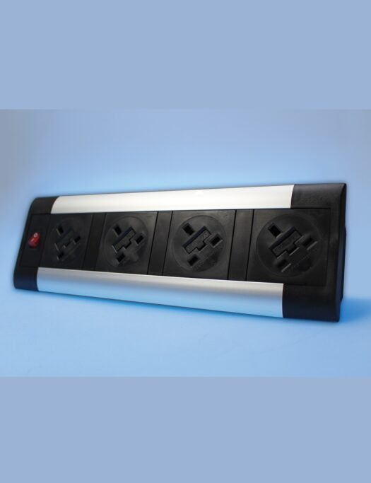 DCP4S Desktop Power Unit – 2 Power Sockets