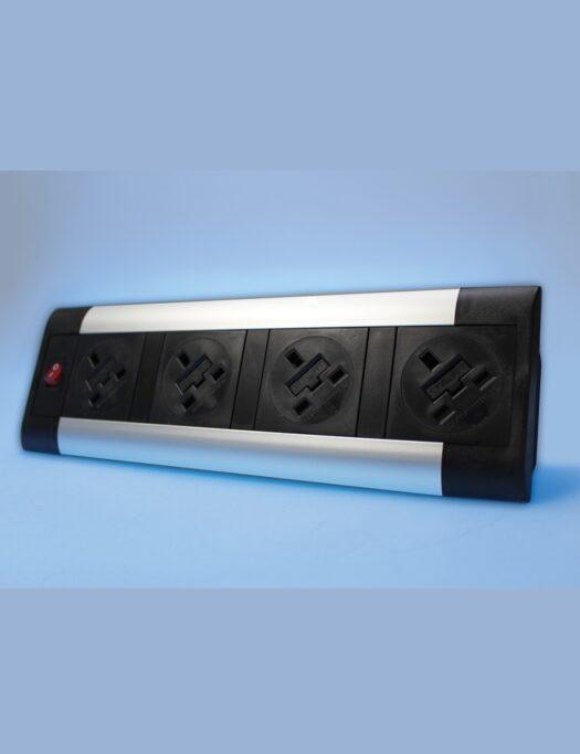 DCP4S Desktop Power Unit – 2 Power Sockets