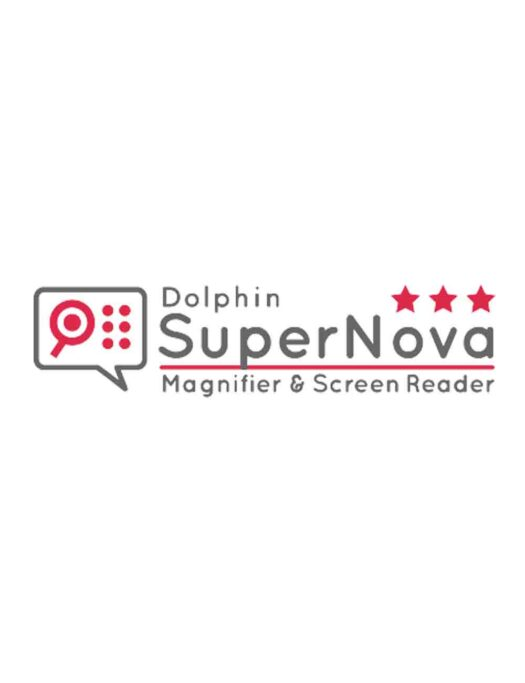Dolphin SuperNova Magnifier and Screen Reader