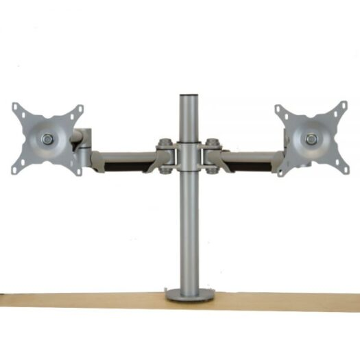 Dual Monitor Arms for 13-30″ Monitors