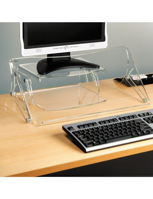 Height Adjustable A3 Perspex Copyholder
