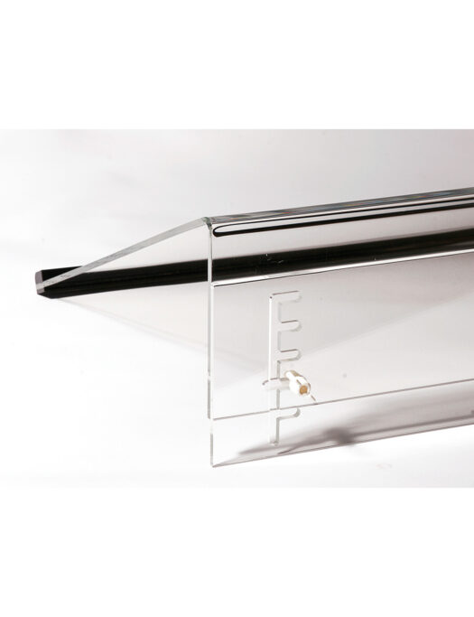 Height Adjustable Perspex Writing Slope