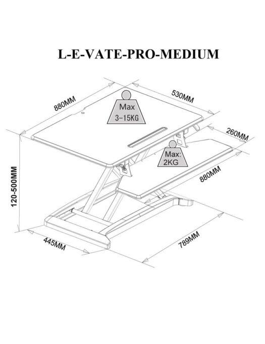 VATE-PRO-standing-desk