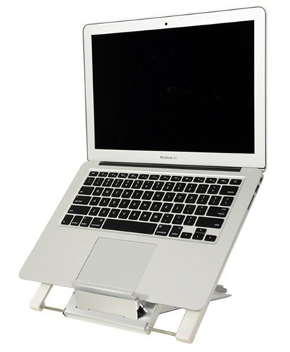 Adjustable Aluminium Laptop Stand