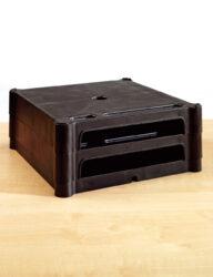 LeBloc 2 Monitor Stand with Shelf
