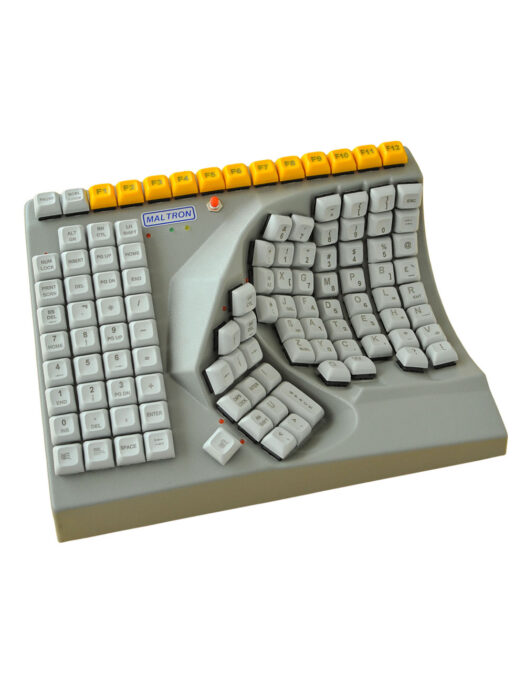 Maltron Single Handed Keyboard