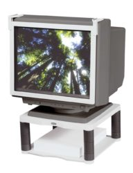Monitor Raiser with Storage