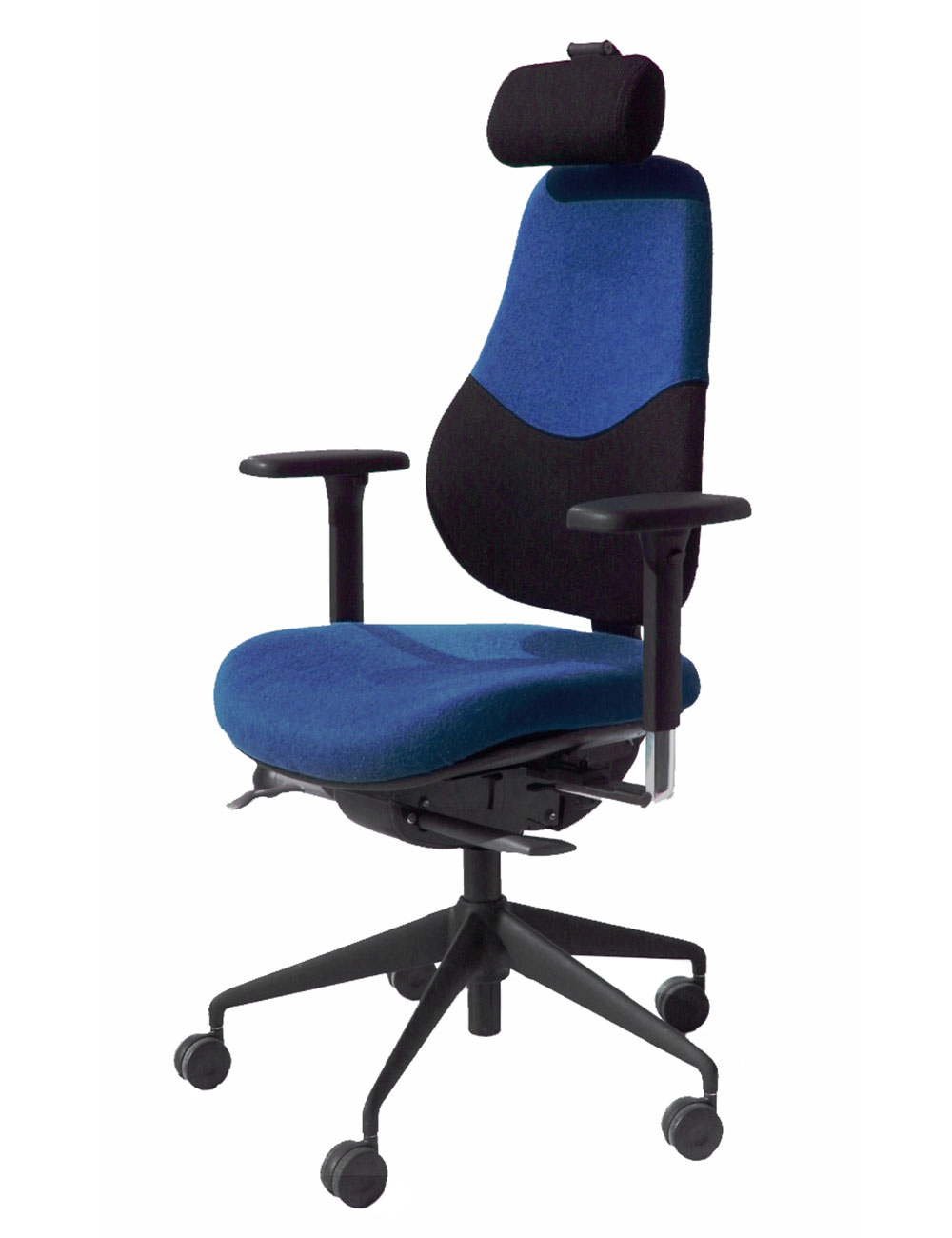 Pleasant Orangebox Active Ergonomics Flo3 High Back Inzonedesignstudio Interior Chair Design Inzonedesignstudiocom