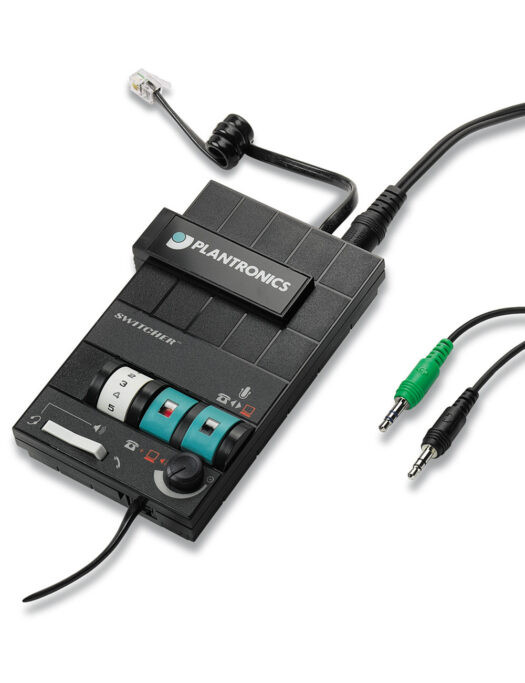 Plantronics MX10 Computer/Telephone Switch