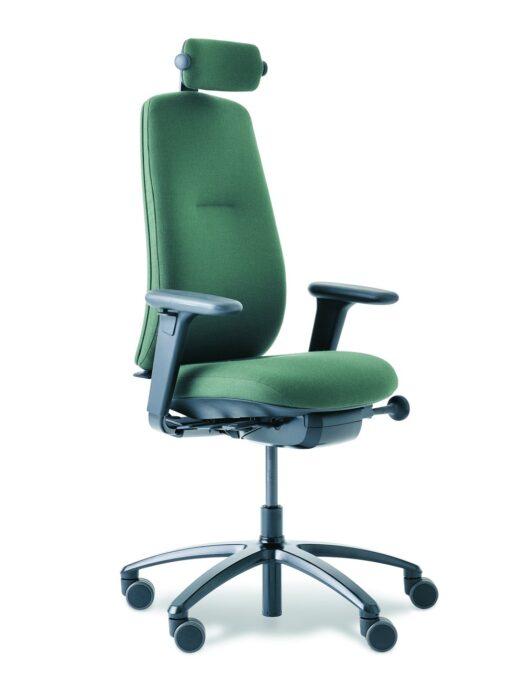 RH New Logic 220 Ergonomic Office Chair Green