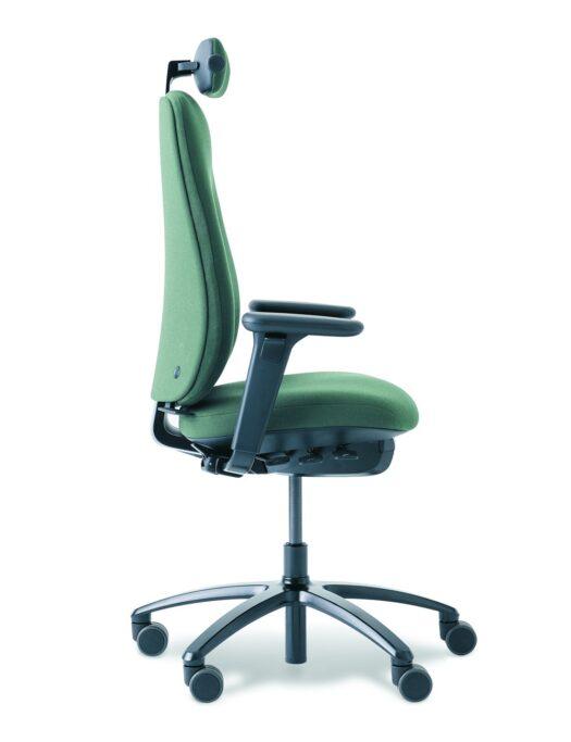 RH New Logic 220 Ergonomic Office Chair side